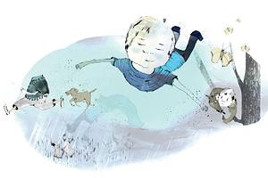 En dreng med en livlig fantasi web scaled