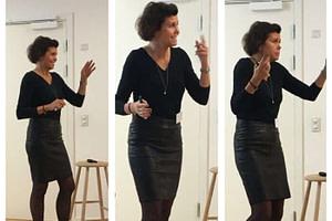 Birgitte Baadegaard foredrag 1