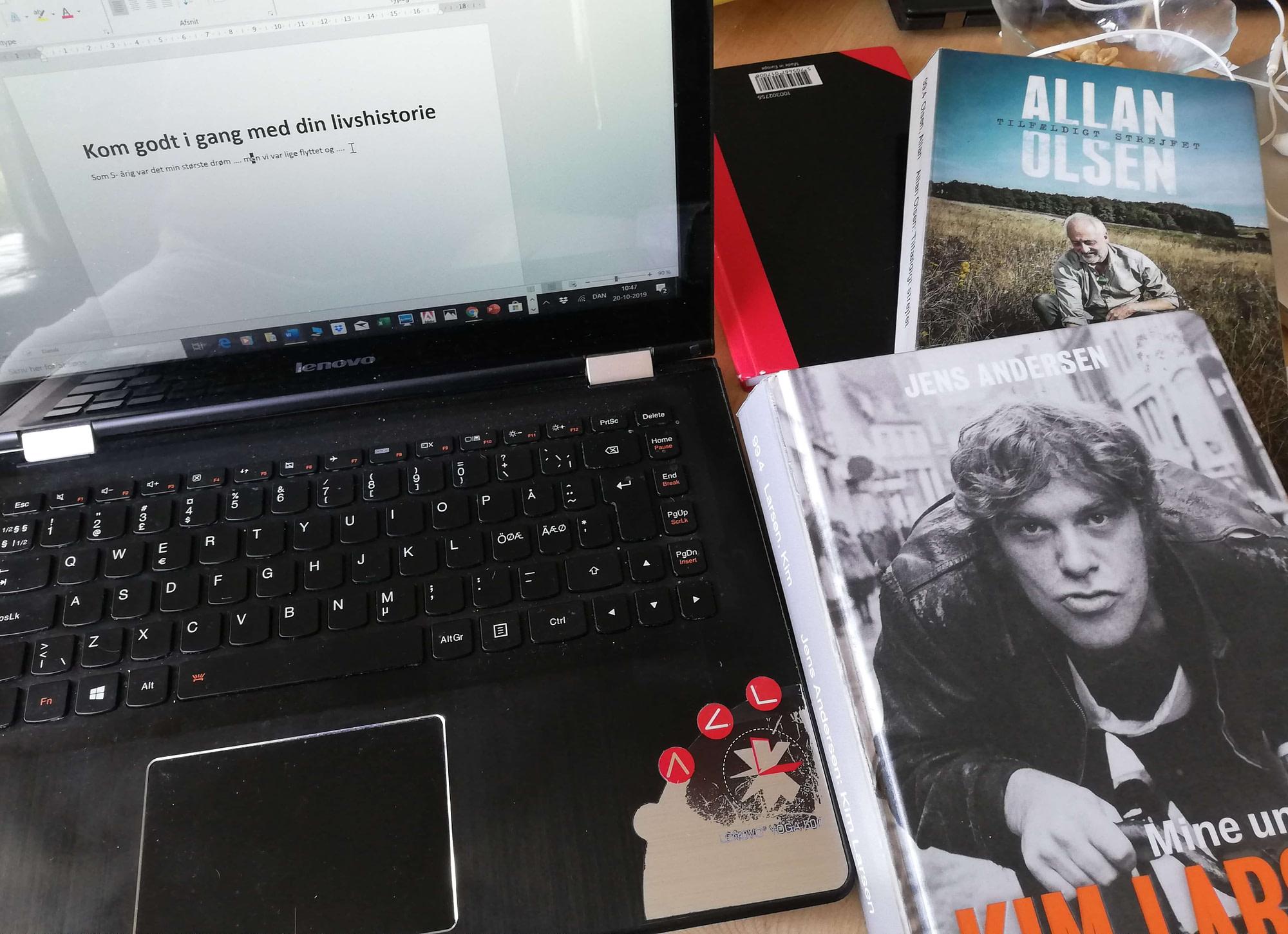 Poul Erik Tindbæk Livshistorie