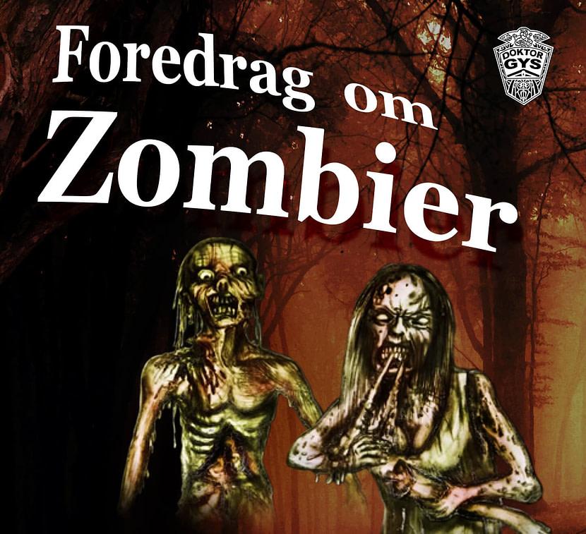 Foredrag om Zombier